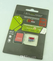 Wholesale DHL GB GB Class Micro SD TF Memory Card Adapter Retail Package Flash SDHC C10 Cards Transflash LOGO