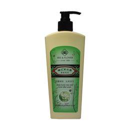 Wholesale Bee flower jasmine shower gel g Moisturizing anti wrinkle Jasmine has a relaxing soothing effect of mood