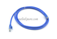 utp cat 6 cable - M FT Ethernet Cable Blue CAT6 CAT RJ45 Plug to Plug UTP Network Ethernet Patch Cord Lan Cable RJ