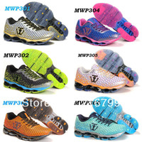 Wholesale Free HK Shipping New Arrival Top quality Wave Prophecy For Men s and Women s Tennis Running Shoes Athletic Training Sapatos
