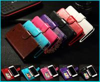 Cheap flip leather case Best Iphone 6 wallet flip case