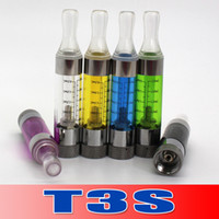 Sample test 6 colors T3S Atomizer T3 update Clearomizer T3S ...