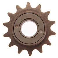 Cheap Bike Bicycle Refitting 14T Tooth Freewheel Sprocket Gear 34mm Thread
