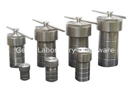 Wholesale Hydrothermal Synthesis Autoclave Reactor with Teflon Chamber mL Customizable