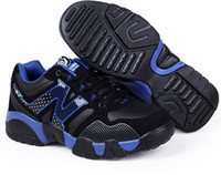 Wholesale Breathable deodorization shock absorption basketball shoes boys and girls wear sneakers