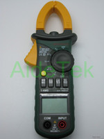 Cheap MS2108 T-RMS DC clamp meter nrush compared w FLUKE shipping from US warehouse new w warranty Agilent HP Tektronix