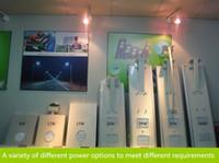 Photosynthétiques intégré solaire rue \ 12W LED lampadaires, lampes de jardin \ 'énergie solaire super bright LED Light Sensor