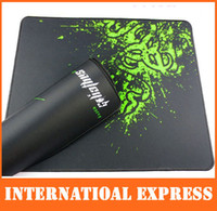 Wholesale 10pcs Size mm Goliathus Mouse pad Speed control version Anti Slip Gaming Mouse Pad