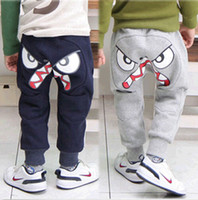 harem pants - Popular Kids Boys Girls Children Clothes Harem Pants Trousers Cartoon Y DH04