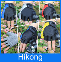 Wholesale Motorcycle Motocross Gear Sport Riding Racing Cycling Full Finger Bicycle Gloves Half Finger Gloves