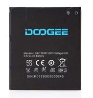 Wholesale Original Doogee DG800 battery mah V for Doogee Valencia DG800 Android MTK6582 Quad Core quot IPS