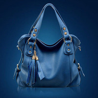 Wholesale Women Genuine Leather Handbag Shoulder Bags Tote Purse Messenger Hobo Bag