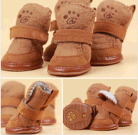 Wholesale New Fancy Dress up Pet Dog Chihuahua Boots Puppy Shoes For Small Dog Size S XXL DH04