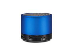 Wholesale S11 bluetooth plastic speaker wireless portable speaker mini speaker support TF card subwoofer DHL free LY