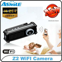 Wholesale 2014 hot sale Z2 hd p wifi md80 mini sport wifi cam from asmile