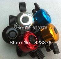 Cheap DHL Freesshopping 300pcs Bicycle Bell Metal Ring Handlebar Bell Sound for Bike Bicycle