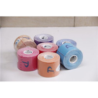 Cotton athletic tape rolls - Pre Cut Y Kintape Elastic Bandages Cotton Fabric Sports Tape Rolls A Athletic Kintapes High Quality DL030902