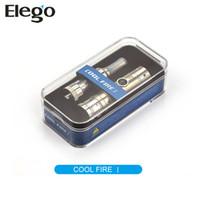 Cheap Single cool fire 1 Best Silver Metal innokin cool fire