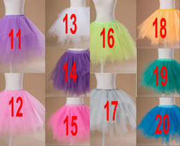 Wholesale 2014 Real Samples Different Colors Ball Gown A Line Bridal Accessories Wedding Petticoats