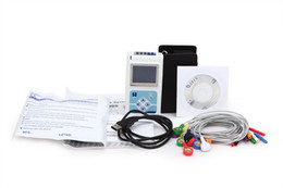 Wholesale Top Sale ECG CardioScape channel Color LCD Holter Monitor Recorder