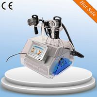 ultrasonic cavitation machine - 2014 Newest Ultrasonic Cavitation Vacuum RF Slimming Machine Facial Lift Body Shaping Portable Ultrasound Therapy Machine