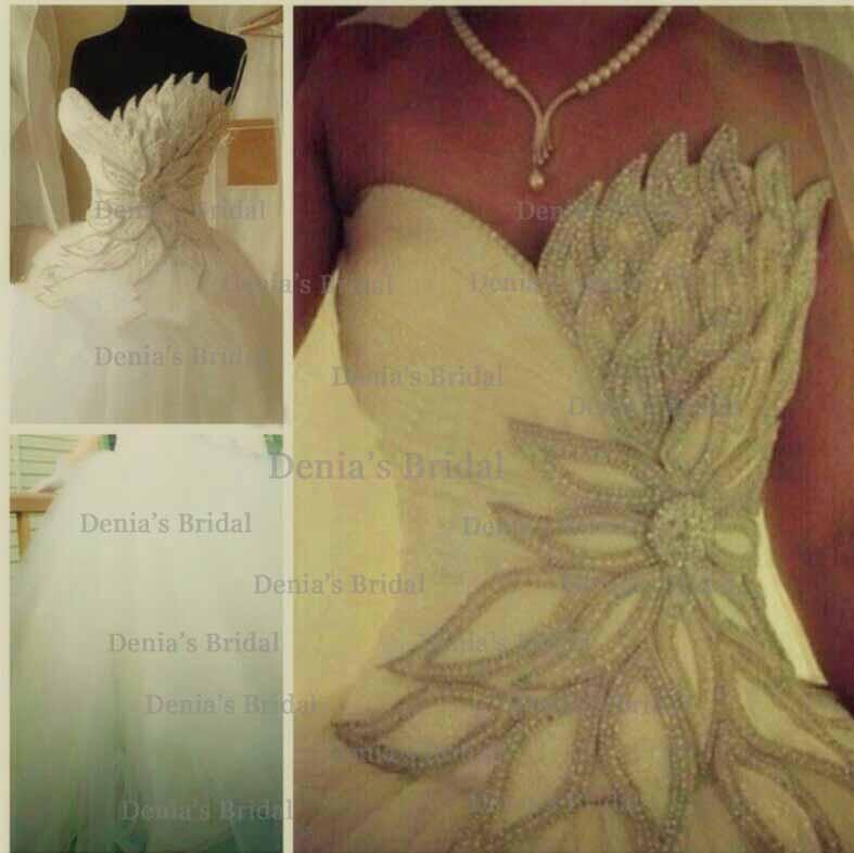 Bling Wedding Dresses 2015 Bling Wedding Dresses With