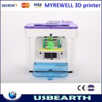 Cheap 2014 Hottest 3D Printer Interface Household Type Of Printer ABS PAL Extrusion Machine, desktop printer 3d