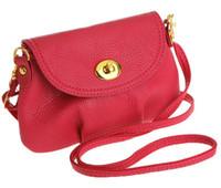best sling bags - BEST SELLER Faux Leather Turn Lock Shoulder Sling Handbag Crossbody Bag YBG Freeshipping