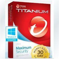 Wholesale Hot Trend Micro Titanium Maxmium Security Year PC KEY CODE Only