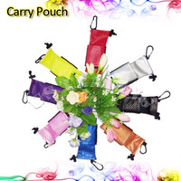 Wholesale Carry Pouch for Machanical Mod Vape Sox Leather Case Mod Holder Aritifical e Cigarette PU Case eGo Case Bage Carrying Pouch Various Color