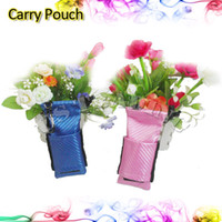 Wholesale Carry Pouch for Machanical Mod Vape Sox Leather Case Mod Holder e Cigarette PU Case eGo Case Bage Carrying Pouch for E Cig Various Color