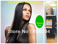 Wholesale Black and Brown colors PURE Human hair Premium Now Silky straight Multi colors available