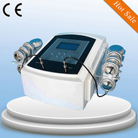 Wholesale Velashape Ultrasonic Cavitation RF Body Slimming Machine Cellulite Removal Portable Ultrasound Lipolysis Machines