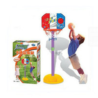 Cheap Authentic Sports Park indoor children's home basketball shooting fun sport can lift wholesale 220-1