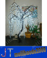 willow tree - LED Willow Tree Light LED Christmas Tree LED Bulbs m Height VAC White Rainproof Outdoor MYY2760A