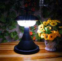 Large discount! High brightness 20LED Solar Garden Lawn Plug...