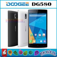 """DOOGEE KISSME DG580 MTK6582 Quad Core With 5. 5"""" IPS OGS..."""