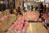 Wholesale Taobao explosion models round balloon wedding celebration decorative scenery customized advertising balloon modeling g