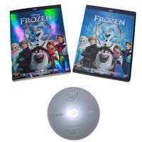 Wholesale 2014 DVD new movies Player Frozen for Children movies cartoon dvds popular via DHL
