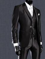 Wholesale Men s fashion the groom s best man wedding dress suit business equipment suit of cultivate one s morality men s suit