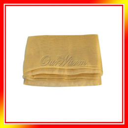 Wholesale Gold Organza Table Overlay Cloth quot Square Wedding Party Supply Colors New