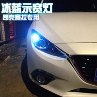 Wholesale 2013 Mazda axela width light W5W SMD T10 clearance lamps canbus daytime running lights lamp