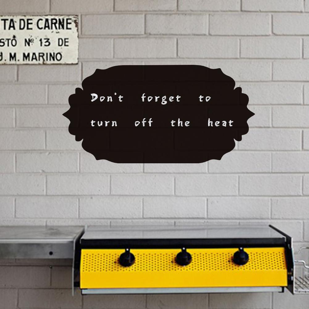 Removable chalkboard wall stickers vinyl blackboard stickers for removable chalkboard wall stickers vinyl blackboard stickers for kids room office classroom decor blackboard wall stickers removable blackboard chalkboard amipublicfo Images