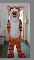 adult tigger costumes - classic Lovely Tigger Mascot Costume Adult Size