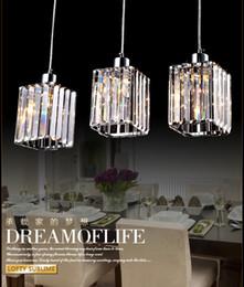 modern dining room pendant lights contemporary pendant lighting modern pendant lamp LED hanging lighting cyrstal suspension free shipping