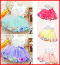 new tutu dress baby girl flower dress cute baby girl clothes girls party dress design kids baby girl wedding dress girl lace 3d flower dress baby girl dress designs