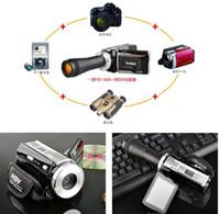 Digital Camcorders camcorder 2012 - Send free ultra long range high definition video camera with night vision binoculars far shot telephoto camera million pixels