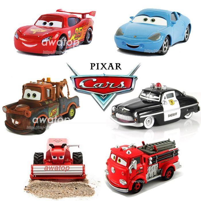 Diecast Metal Cars Cars Pixar 2 Metal Diecast Toy