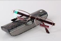 Wholesale GDTitanium alloy Non spherical reading glasses