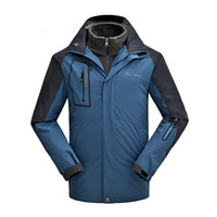 Wholesale 2014 Lei Teng new outdoor triple warm windproof liner jacket plus a couple of men and women Jackets